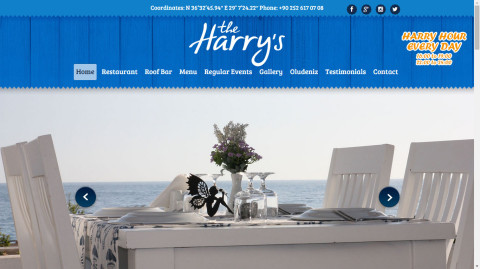 The Harry's Restaurant