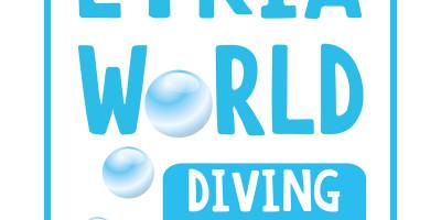 Lykia world diving centre logo tasarımı Fethiye Muğla