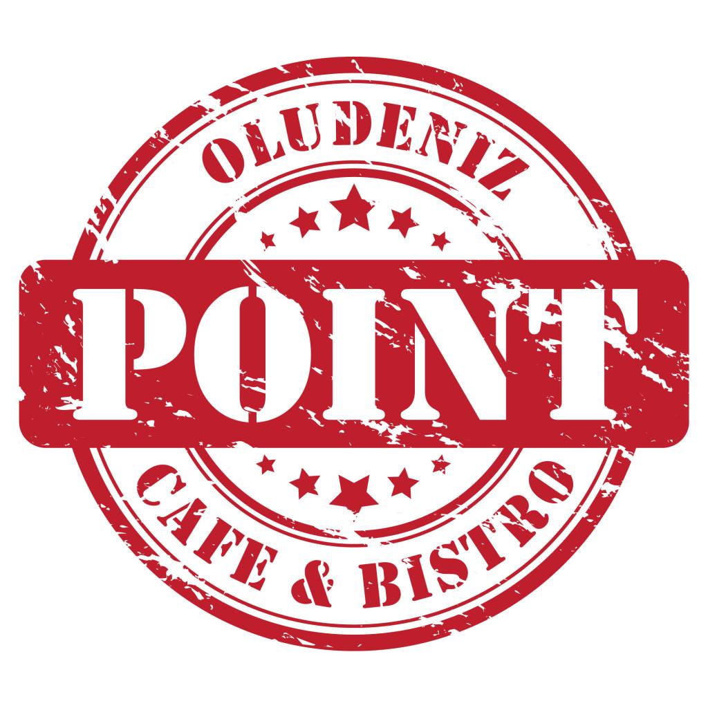 Point Cafe Bistro logo tasarımı Fethiye Muğla
