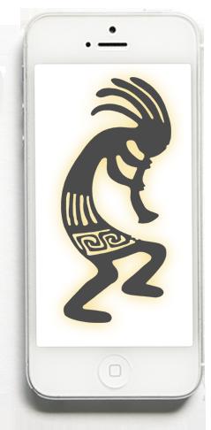Tan ajans logo Fethiye Muğla iphone image