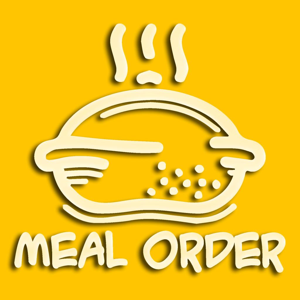 Meal Order ev yemekleri logo tasarımı Muğla