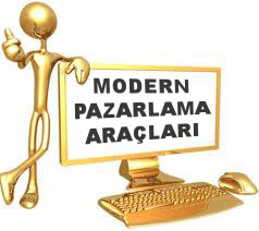 modern pazarlama araclari