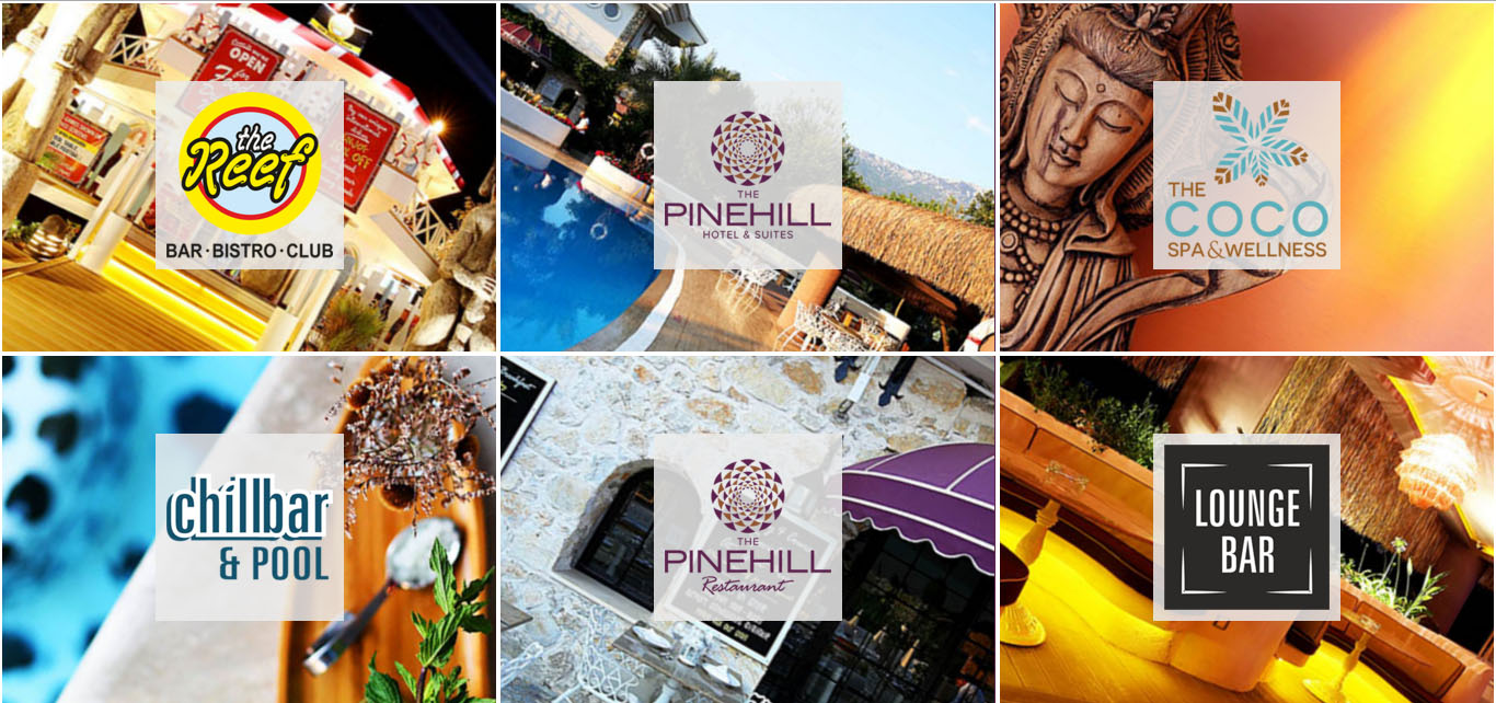 The Pine hill hotel and suites hisaronu oludeniz