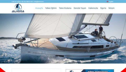 Almira Yacht Charter